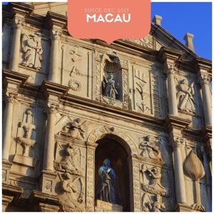 Macau Travel Guide & Itineraries